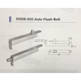 Door Fitting Acc - SGDB-600 Auto Flush Bolt