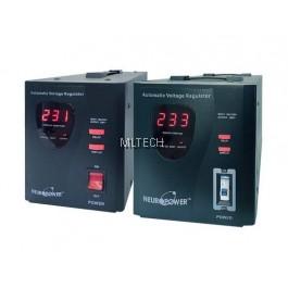 Neuropower - Industrial Automatic Voltage Stabilizer - AVS-M Series - AVS-M1K0