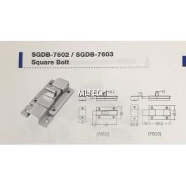 Door Fitting Acc - SGDB-7602 / SGDB-7603 Square Bolt