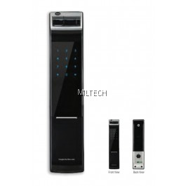 Yale YDM4109RL+ - Intelligent Biometric Fingerprint Digital Door Lock (Roller Latch & without Lever Handle)