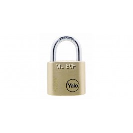 Yale Y110 Series Handy Brass Padlocks - Y110/30 117
