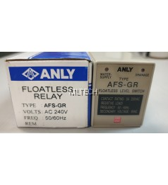 ANLY FLOATLESS RELAY AFS-GR AC240V