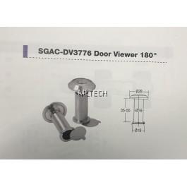 Door Fitting Acc - SGAC-DV3776 Door Viewer 180°