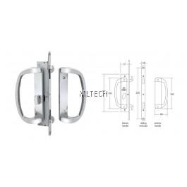SGWSL-SGS503 / SGSA5600 Sliding Lock with One Side Thumbturn
