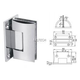 SGWGH-GH221 Wall to Glass (90º)