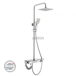 AMMX-5310 3 Way Expose Shower Set